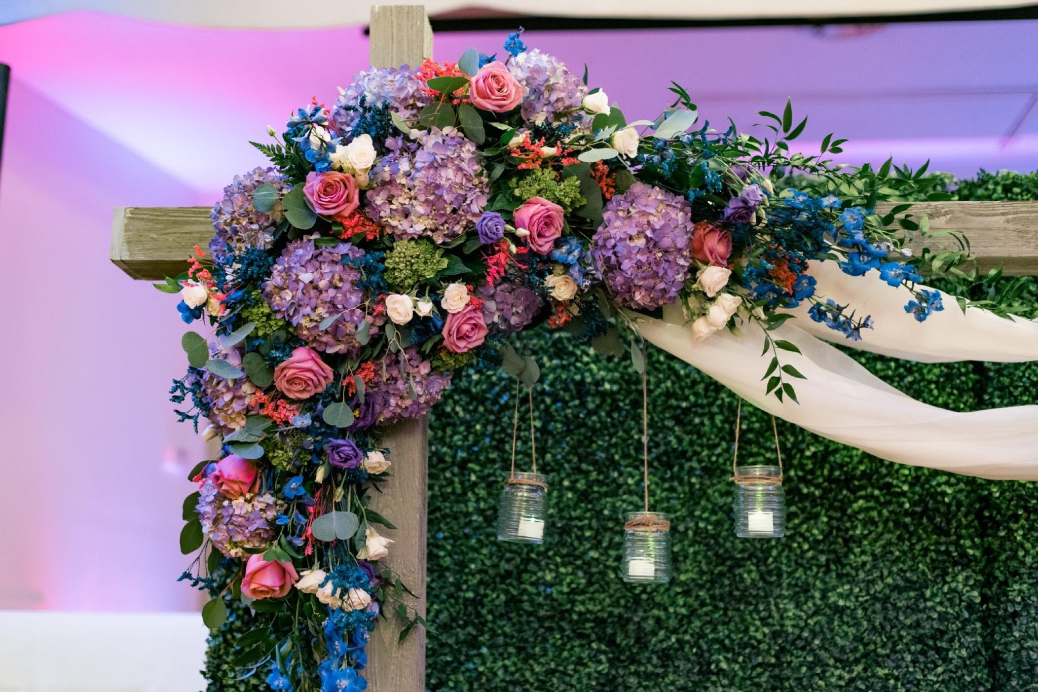 Floral Design Staten Island Wedding