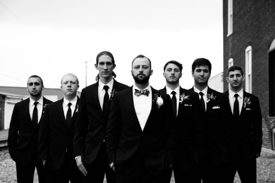 The Booking House Groomsmen