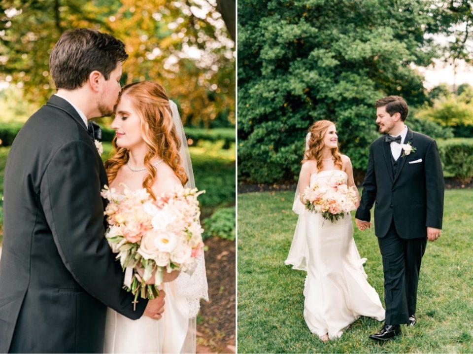 Elegant Wedding Style - Knowlton Mansion