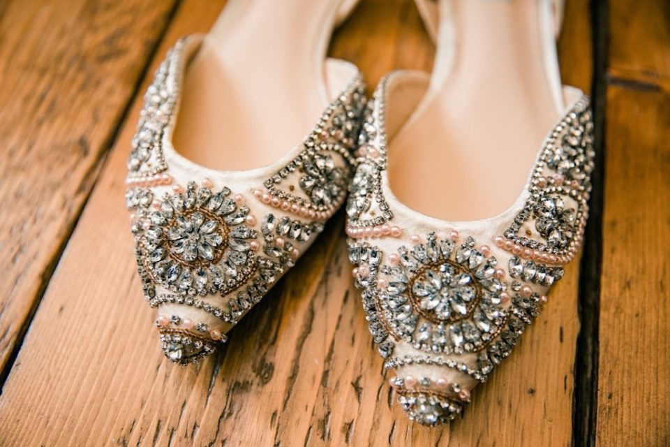 Shoes Fall Elopement in Upstate New York Photos