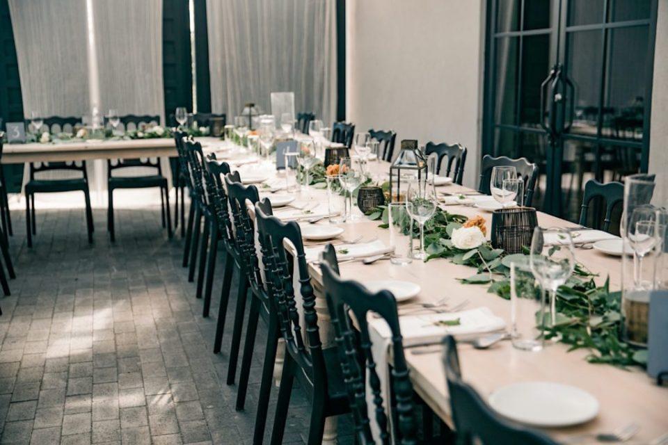 Reception Details Terrain Gardens Micro Wedding Photos