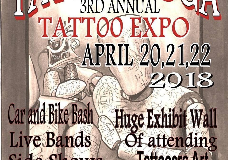 Show Alert! – Tattanooga Tattoo Expo