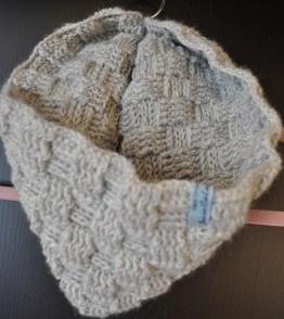 Basketweave Cowl