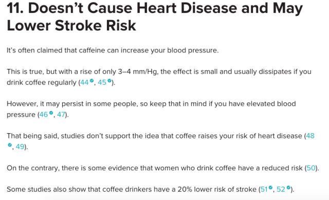 coffee fact, sex, coffee