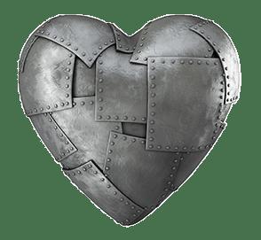 heart, guarded heart
