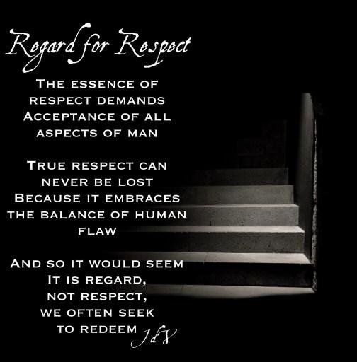emotional intelligence, emotional, regard, respect, flaws