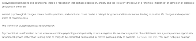 psychospiritual, codependent