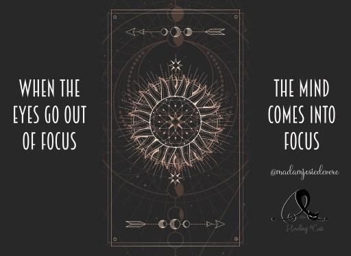 focussed, distorted, life, meditation, the mind
