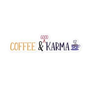 merch, sticker, coffee, karma, horoscope