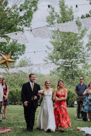 Bohemian Colorado Wedding   Lone Hawk Farms   Wedding Photography   Josie V