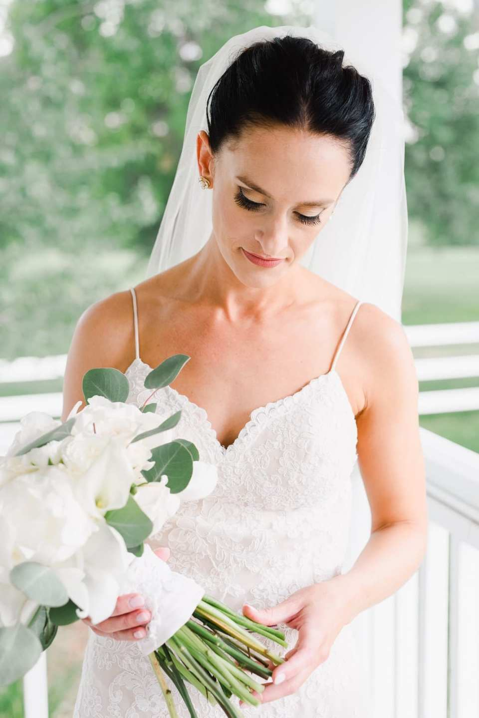 Classic wedding style Bride by Josie V Photography
