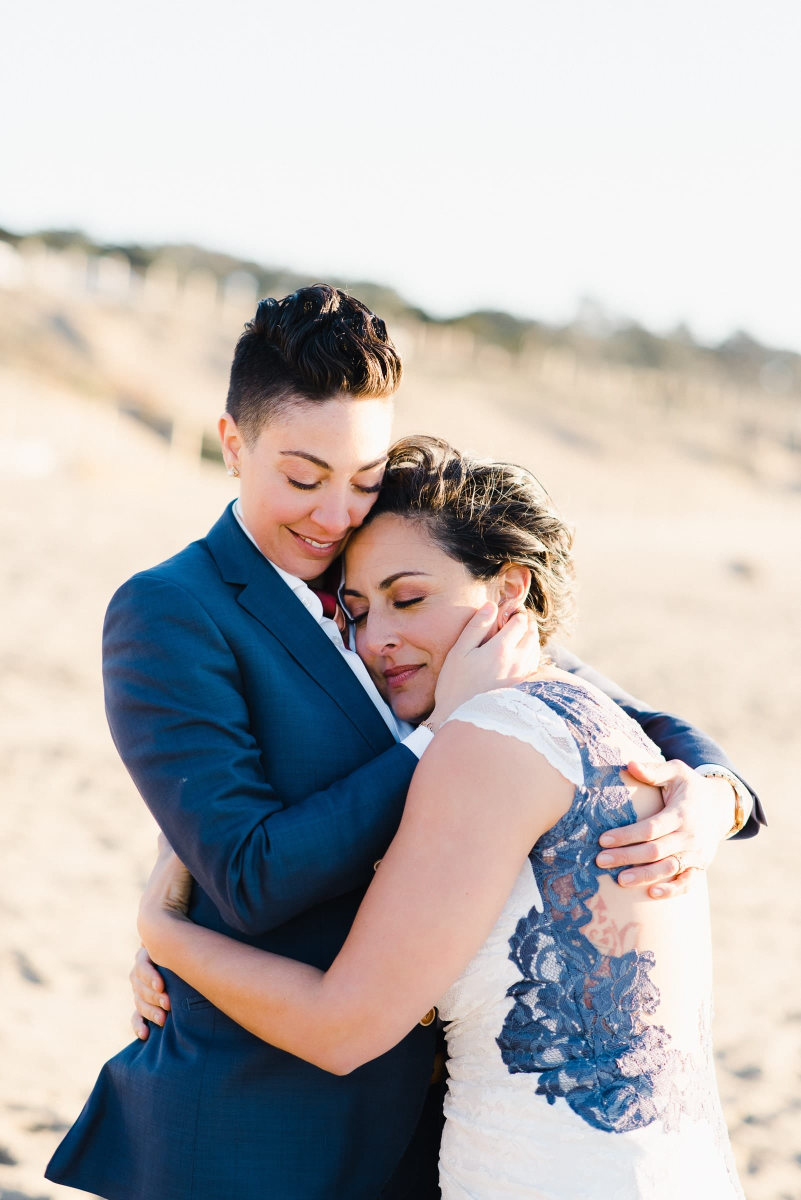 LGBTQ Wedding Photographer Josie V
