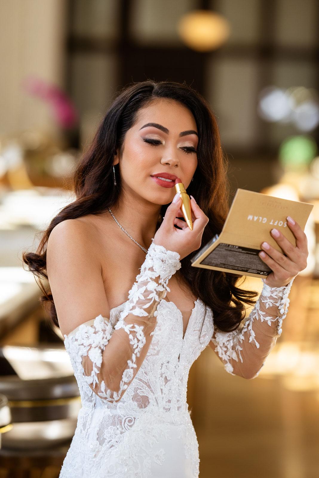 Getting Ready Wedding Photos | Josie V Photography