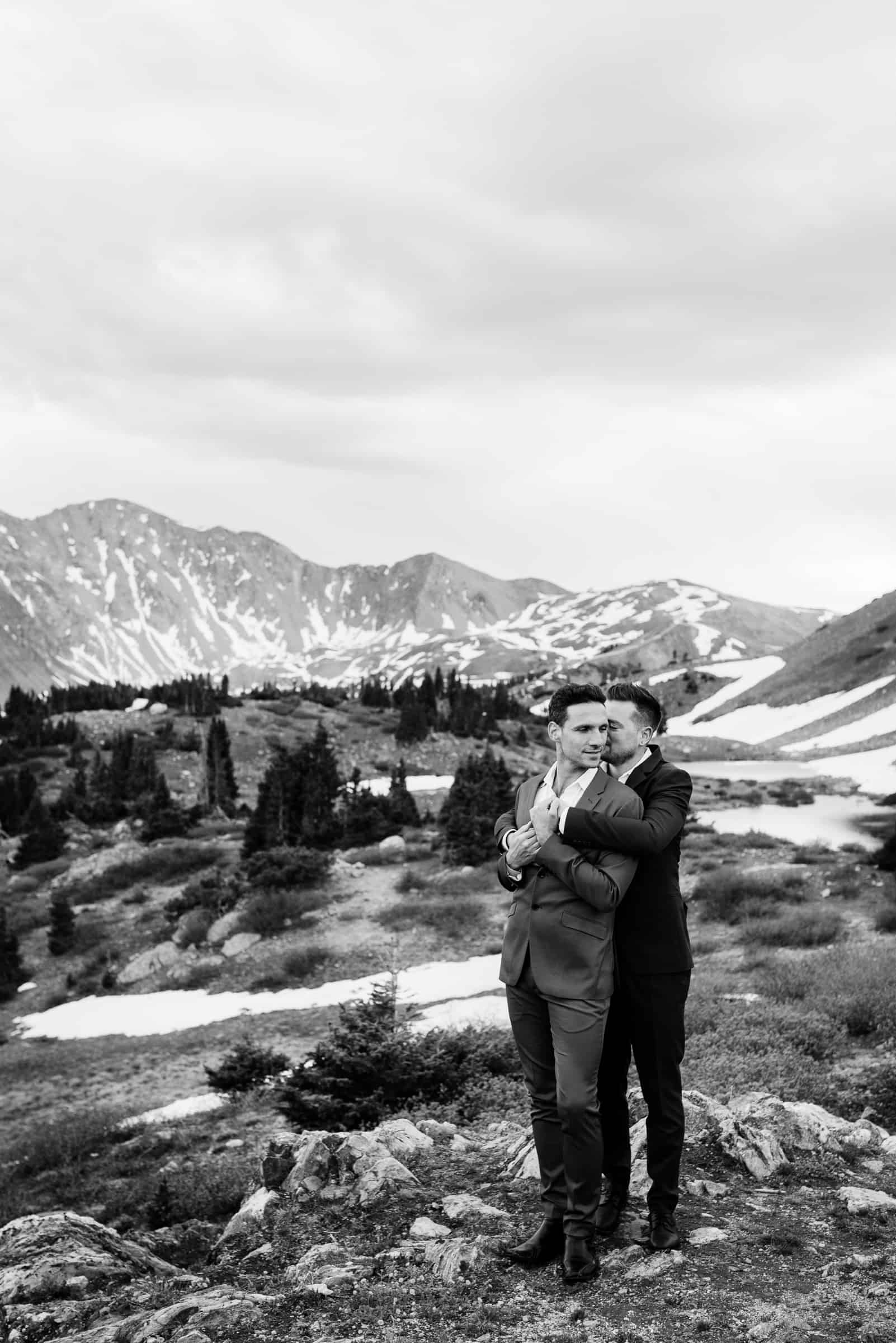 Colorado Mountain Elopement | Josie V Photography