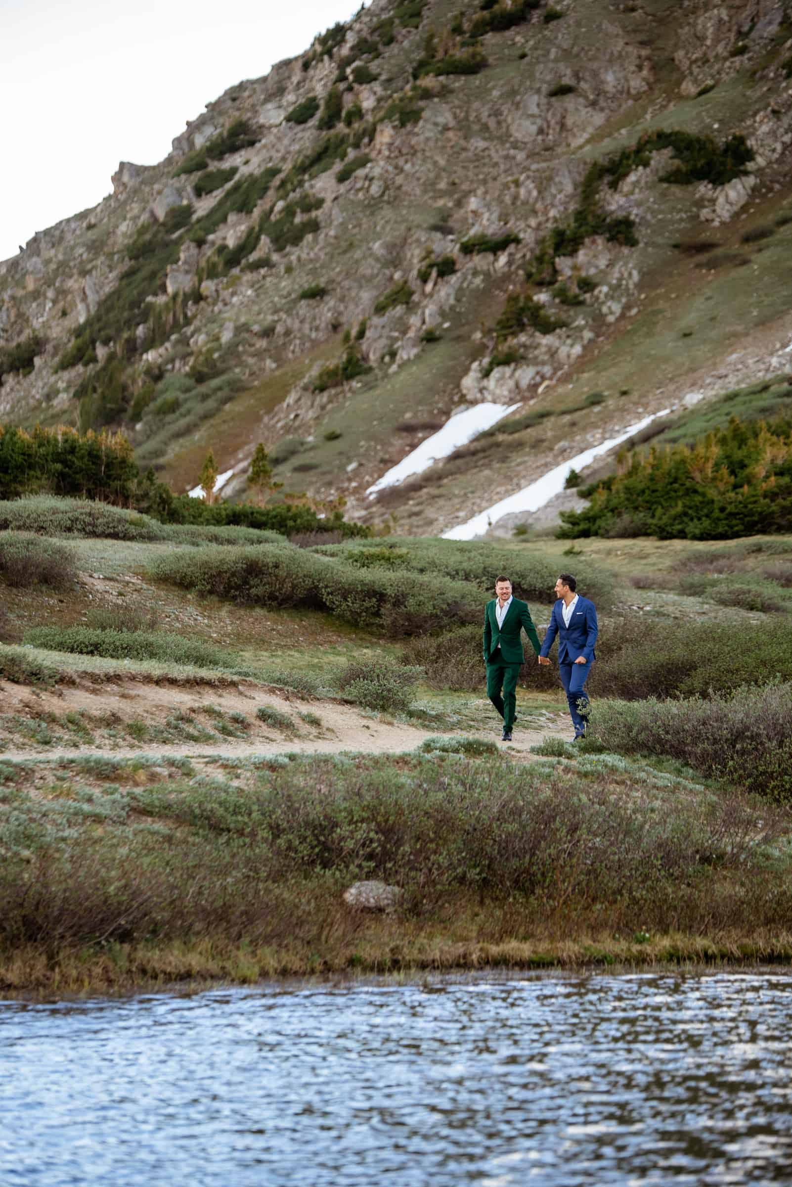 Loveland Pass Elopement | Josie V Photography