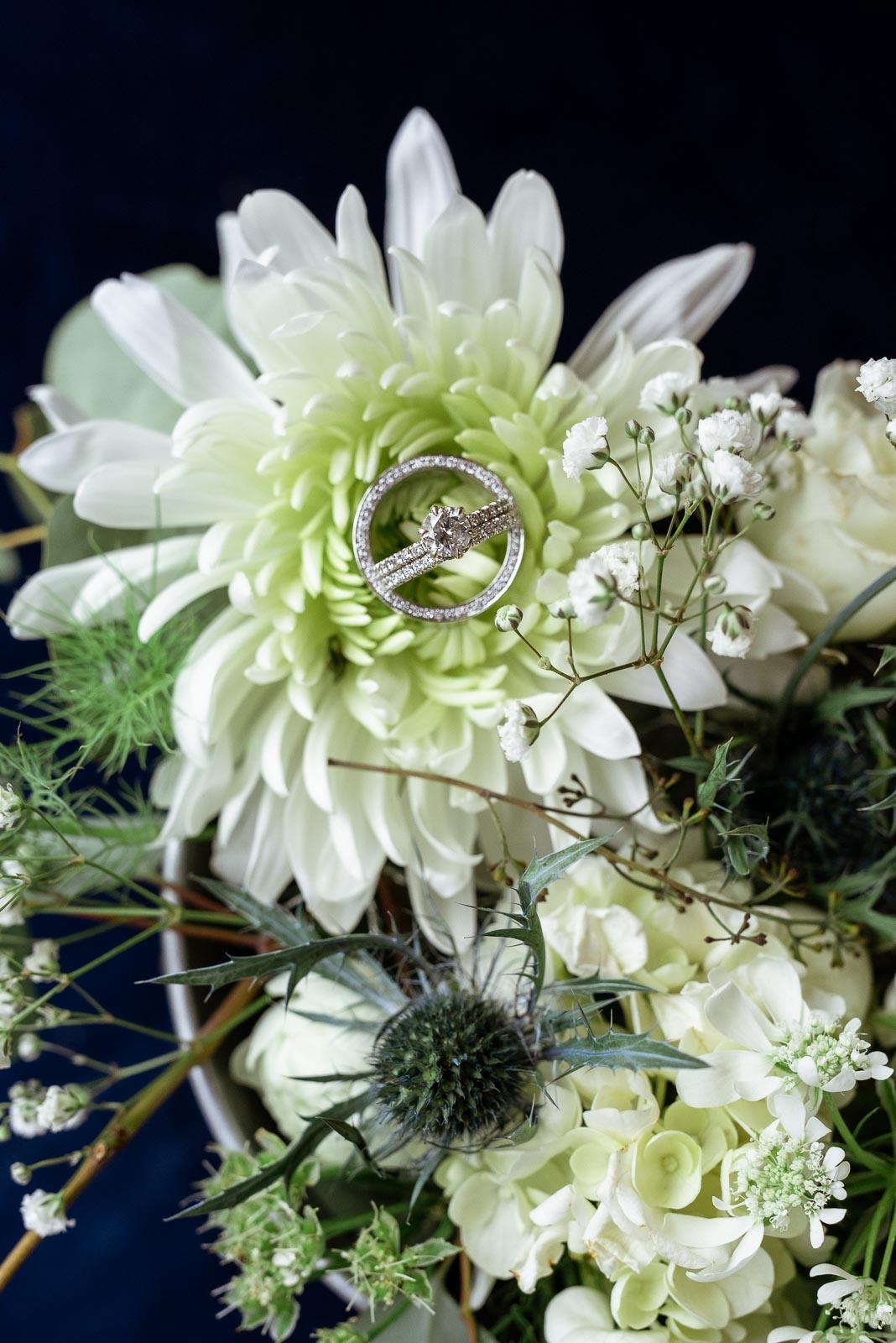 Wedding Ring Photo Ideas | Josie V Photography