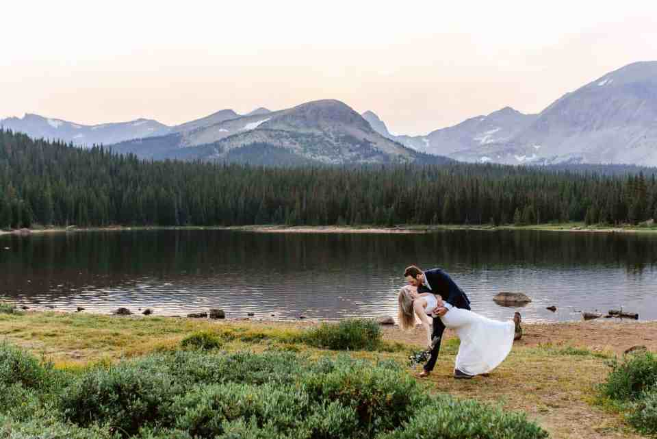Rocky Mountain Elopement ideas | Josie V Photography