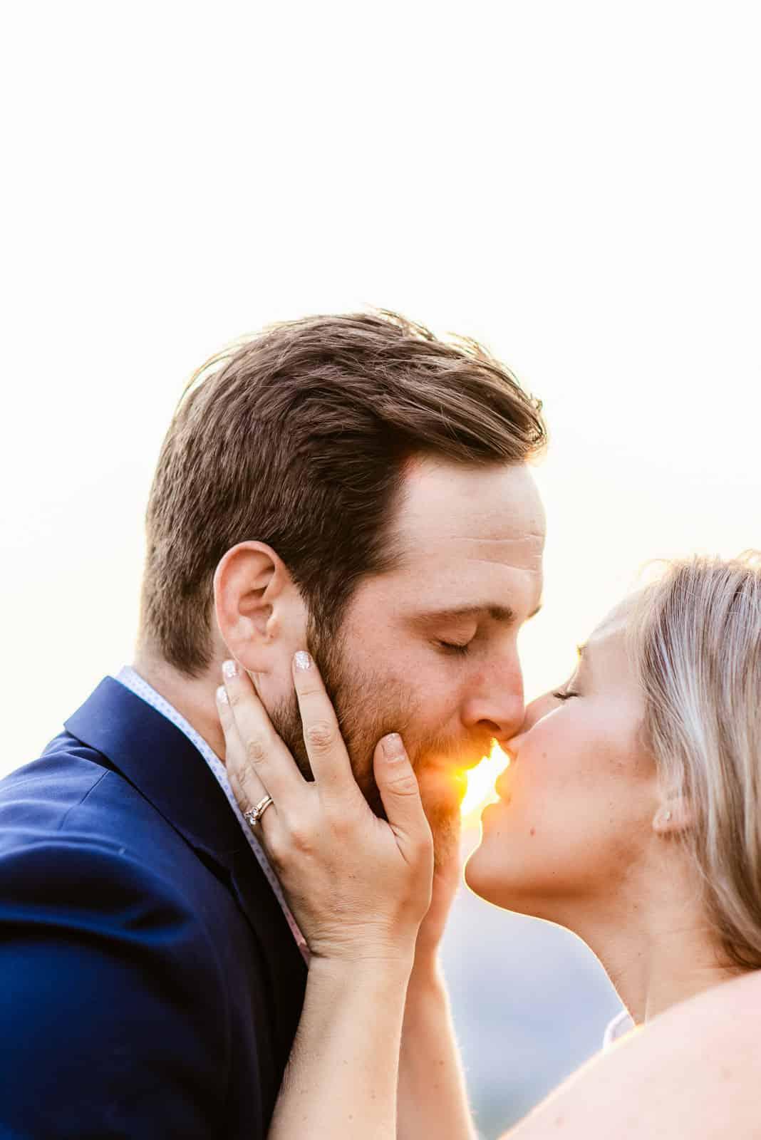 Romantic Elopement | Josie V Photography