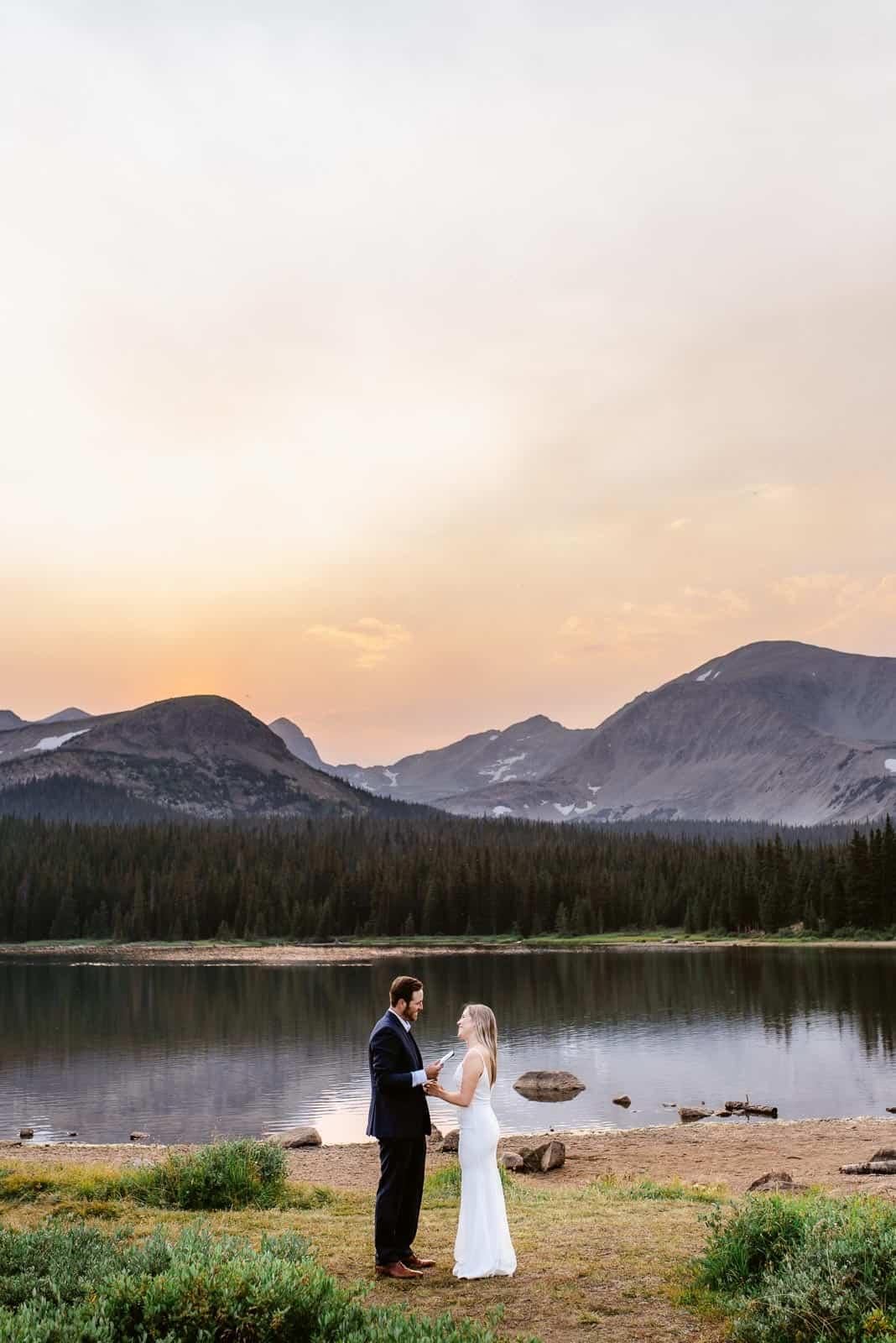 Elopement Dress | Josie V Photography