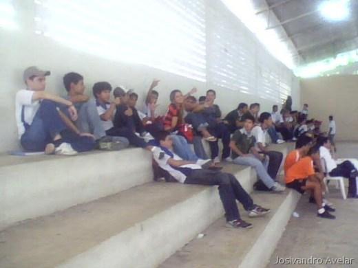 A torcida que apareceu aqui no blog. Sorria, você está no Josivandro Avelar!