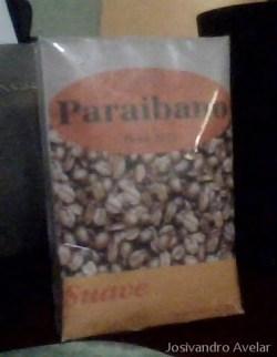 Embalagem do Café Paraibano