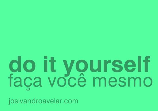 faça você mesmo
