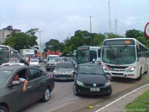 manifestação de motoristas 4