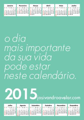 calendário josivandro avelar 2015 18