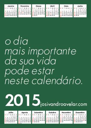 calendário josivandro avelar 2015 20