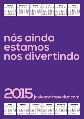 calendário josivandro avelar 2015 27