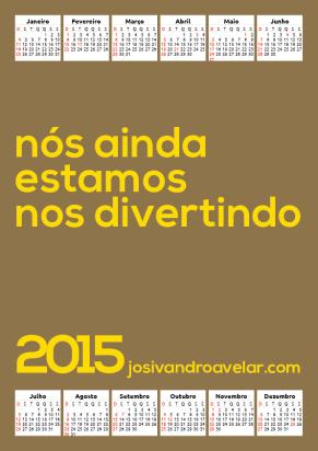 calendário josivandro avelar 2015 31