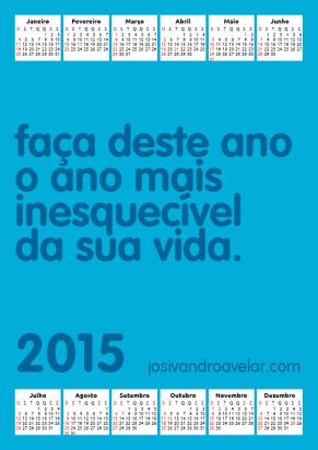 calendário josivandro avelar 2015 40