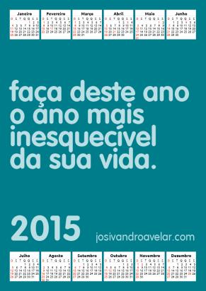 calendário josivandro avelar 2015 41
