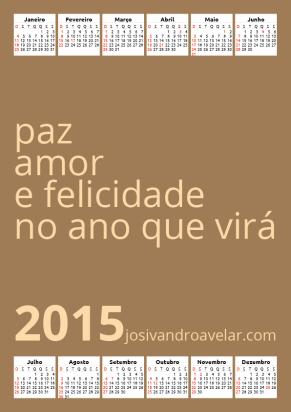 calendário josivandro avelar 2015 44