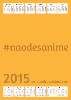 calendário josivandro avelar 2015 47