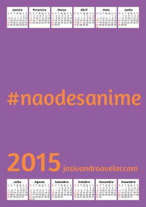 calendário josivandro avelar 2015 48