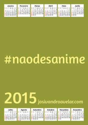 calendário josivandro avelar 2015 61
