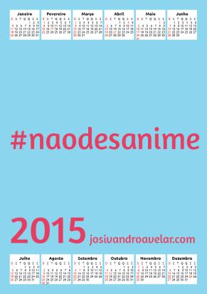 calendário josivandro avelar 2015 62