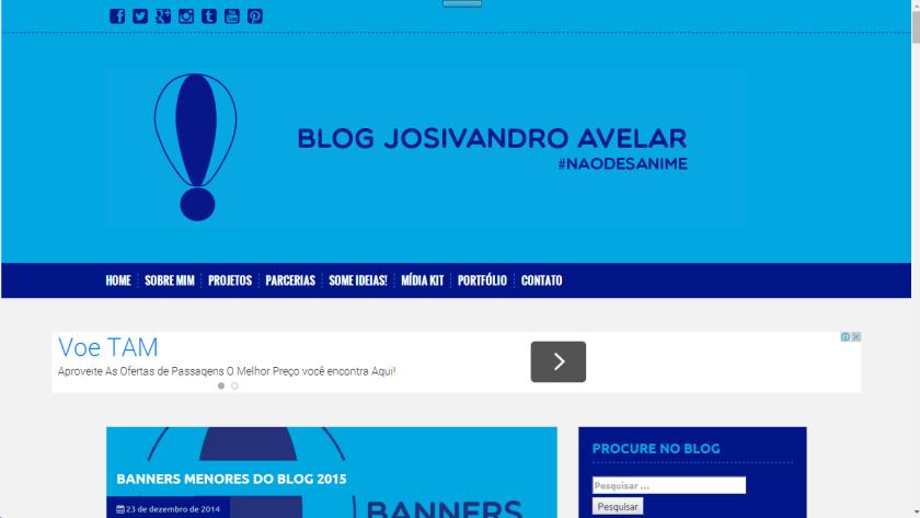 Blog Josivandro Avelar- dezembro de 2014