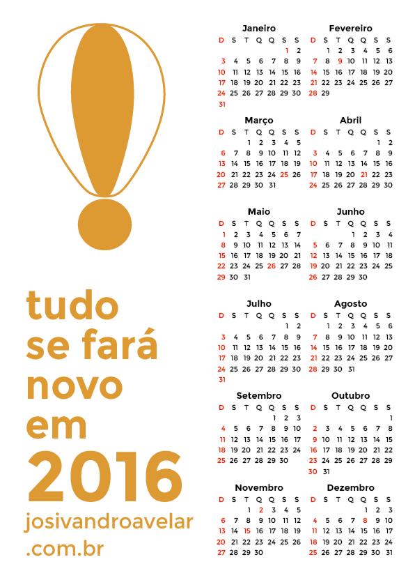 calendário 2016 3