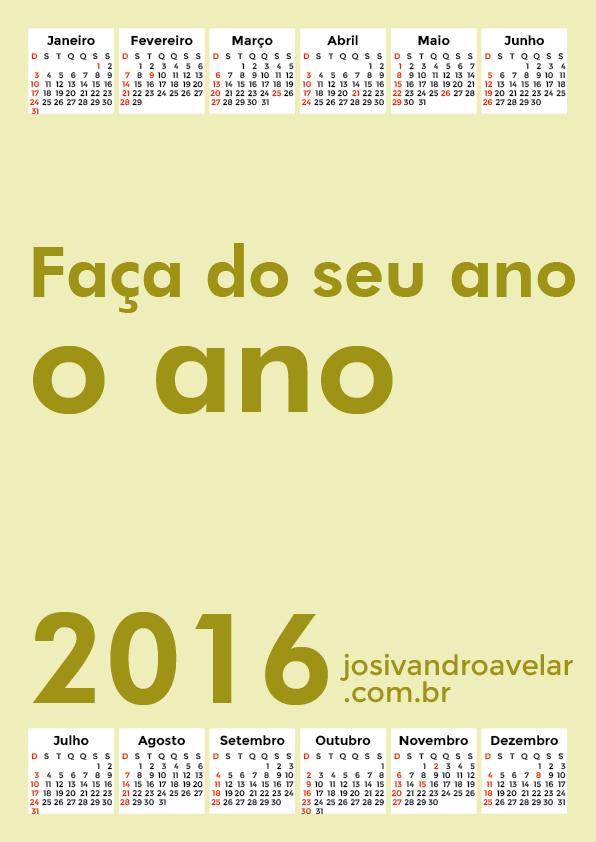 calendário 2016 47