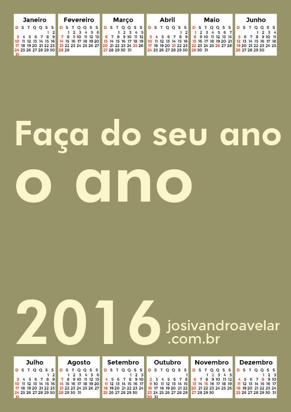 calendário 2016 48