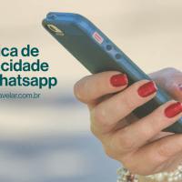 A política de privacidade do WhatsApp