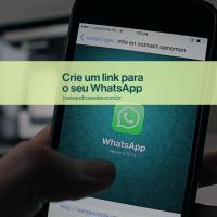 Como criar link do WhatsApp
