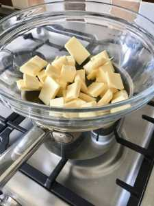 White Chocolate & Mini Eggs Blondies