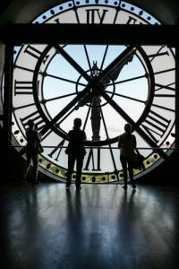 Time is short, days are crammed full