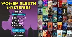 BookSweeps Women Sleuths Promo