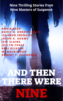 And Then There Were Nine book cover