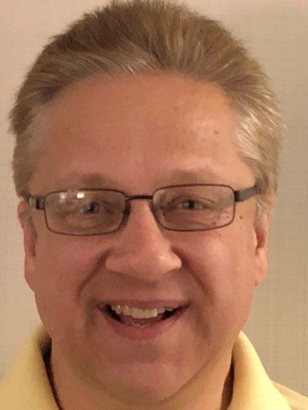 Please welcome David H. Hendrickson!