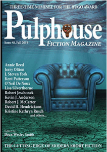 Pulphouse cover